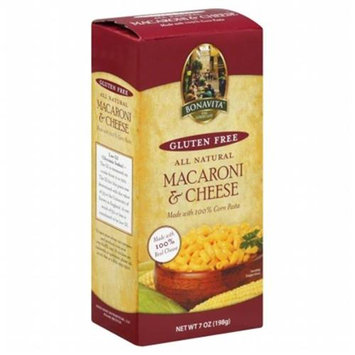 Bonavita Gluten Free Pasta Macaroni & Cheese - 7 oz