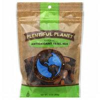 Plentiful Planet Trail Mix Antioxidant Bag 10 OZ (Pack of 6)