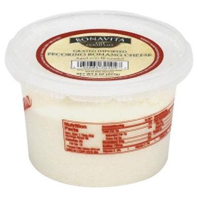 Bonavita Cheese Romano Grated (Pack Of 12)