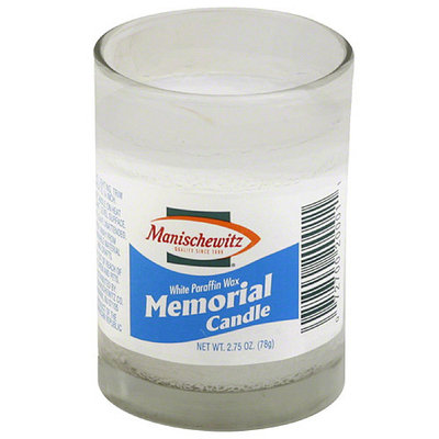 Manischewitz Memorial Candle, 2.75 oz, (Pack of 24)