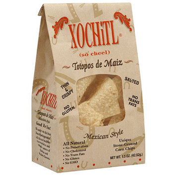 Xochitl Mexican Style Corn Chips, 1.5 oz (Pack of 12)