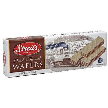 Streits Streit's Chocolate Wafer, 7 oz (Pack of 24)