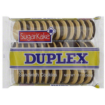 Sugar Kake Peanut Butter Sandwich Cookies, 13 oz (Pack of 12)