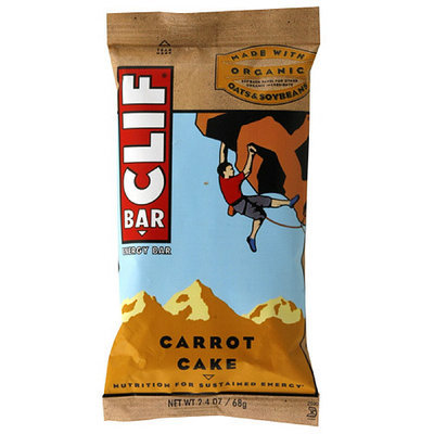 Clif Bar Carrot Cake Energy Bars