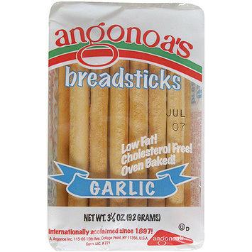 Angonoa's Garlic Breadsticks, 3.25 oz (Pack of 12)