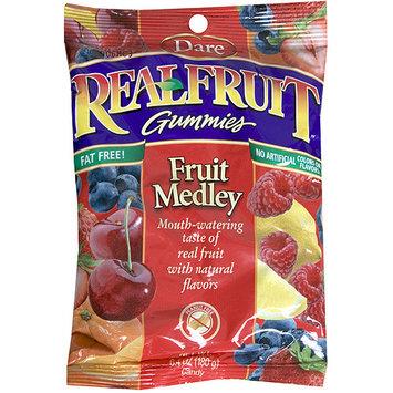 Dare Medley Fruit Gummies, 6.4 oz (Pack of 12)