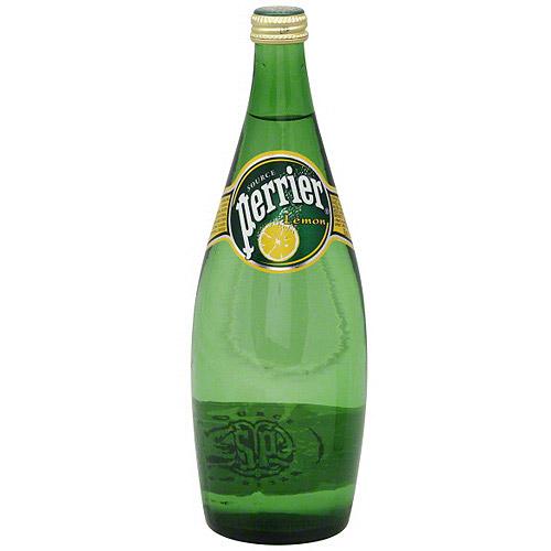 Perrier® Lemon Sparkling Natural Mineral Water