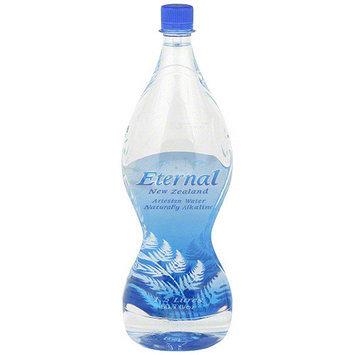 Eternal Artesian Naturally Alkaline Water, 50.7 oz (Pack of 12)