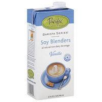 Pacific Natural Foods Barista Series Vanilla Soy Blender