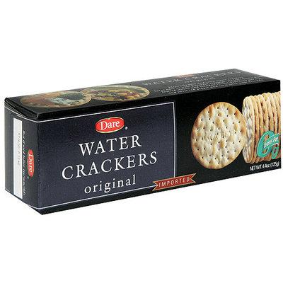 Dare Original Water Crackers, 12ct (Pack of 12)