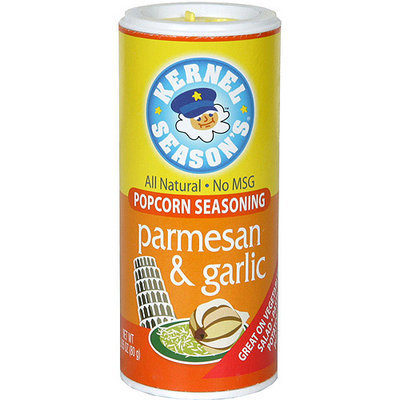 Kernel Season's Parmesan And Garlic Popcorn Seasoning, 2.85 oz (Pack of 6)