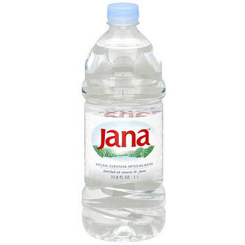 Jana Water, 33.8 oz (Pack of 12)