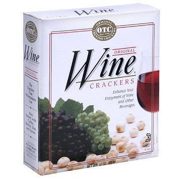 Otc O.T.C. Original Wine All Natural Crackers, 10 oz (Pack of 6)
