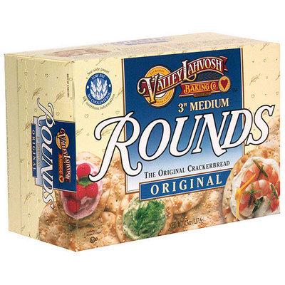 Valley Lahvosh Original Medium Rounds Crackerbread, 4.5 oz (Pack of 12)