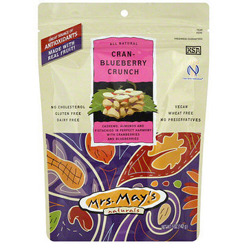 Mrs Mays Mrs. May's Cran-Bluberry Crunch Snack Mix, 5 oz (Pack of 6)