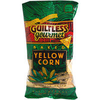 Guiltless Gourmet Baked Yellow Corn Tortilla Chips, 7 oz (Pack of 12)
