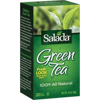 Salada All Natural Green Tea, 20ct (Pack of 6)