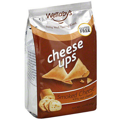 Wellaby's Smoked Cheese Ups, 3 oz (Pack of 6)