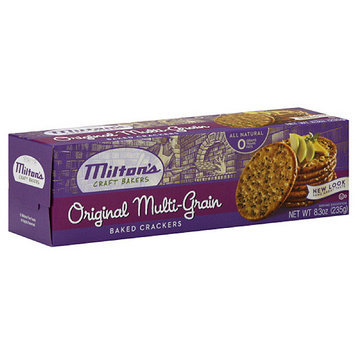 Miltons Milton's Original Multi-Grain Crackers, 8.3 oz (Pack of 12)