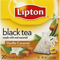 Lipton Vanilla Caramel Truffle Pyramid Tea Bags