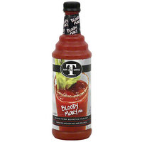 Mr & Mrs T Bloody Mary Mix, 33.8 oz (Pack of 12)