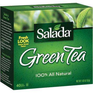 Salada 100% Green Tea, 40ct (Pack of 6)