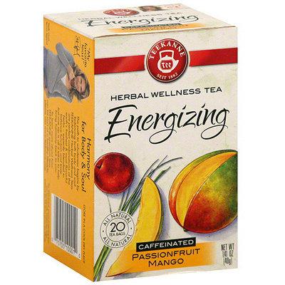 Teekanne Passionfruit Mango Herbal Tea, 20ct (Pack of 6)