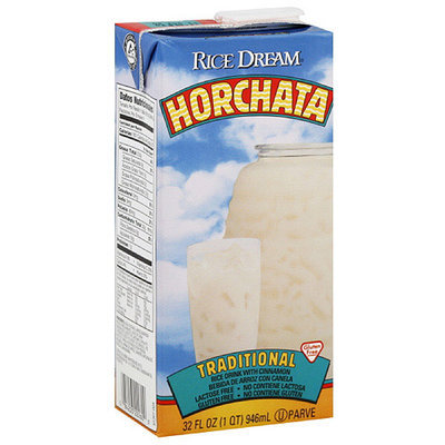 Rice Dream Horchata Traditional Rice Drink (Pack of 6), 32FO (Pack of 6)
