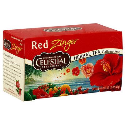 Celestial Seasonings Red Zinger Tea, 20ct (Pack of 6)
