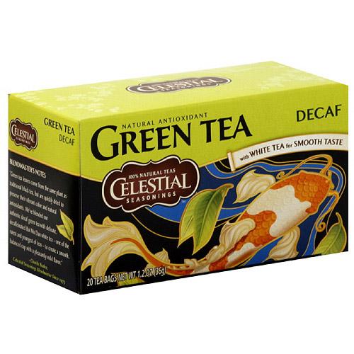 Celestial Seasonings® Green Tea DECAF with White Tea