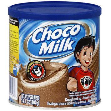 Choco Milk Chocolate Drink Mix, 14.1 oz (Pack of 12)