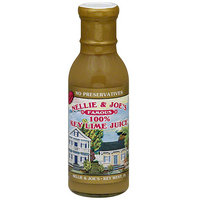 Nellie & Joe's 100% Natural Key Lime Juice, 12 oz (Pack of 12)