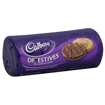 Cadbury Chocolate Digestive Cookies
