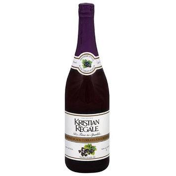 Kristian Regale Black Currant Juice, 750 ml (Pack of 12)