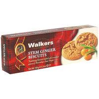 Walkers Stem Ginger Biscuits