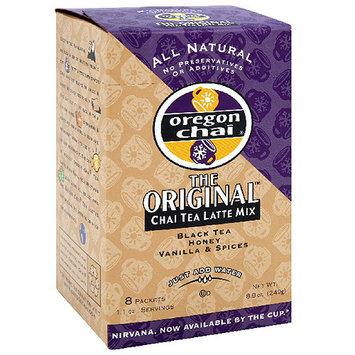 Oregon Chai Honey, Black Tea & Spices Tea, 8ct (Pack of 6)