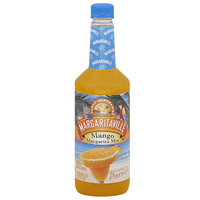 Margaritaville Mango Margarita Cocktail Mix, 33.8 oz (Pack of 12)
