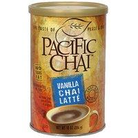 Pacific Chai Vanilla Chai Latte, 10 oz (Pack of 6)