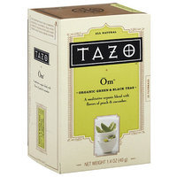Tazo Tea Tazo Organic Green Tea Filterbags, 1.4 oz (Pack of 6)