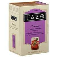 Tazo Tea Tazo Passion Herbal Infusion Tea, 20ct (Pack of 6)
