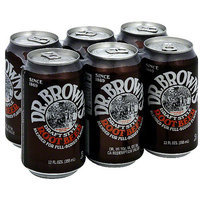 Dr Brown's Dr. Brown's Draft Style Root Beer, 72 oz (Pack of 4)