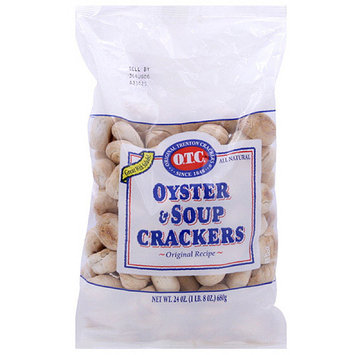 Otc O.T.C. Oyster Crackers, 24 oz (Pack of 6)