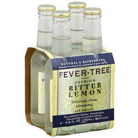 Fever-Tree Premium Bitter Lemon Mixers, 6.8FO (Pack of 6)