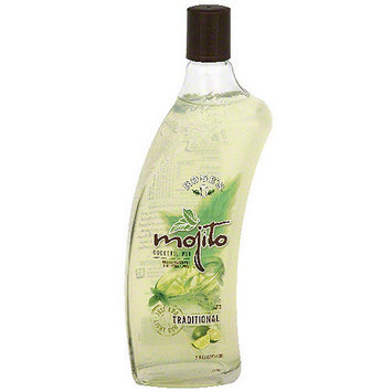 Rose's Traditional Mojito Cocktail Mix, 21 fl oz (Pack of 9)