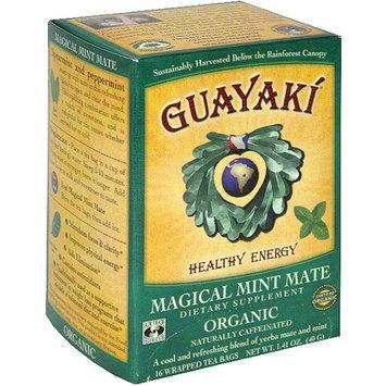 Guayaki Organic Pure Empower Mint Tea, 1.41 oz (Pack of 6)