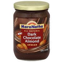 Maranatha Dark Chocolate Almond Spread, 13 oz (Pack of 12)
