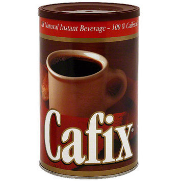 Cafix Instant Coffee Substitute, 7.05 oz (Pack of 6)