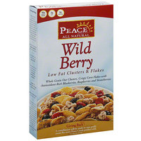 Peace Cereal Wild Berry Cereal, 10 oz (Pack of 6)