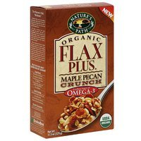 Nature's Path Organic Maple Pecan Flax Cereal, 11.5 oz (Pack of 6)