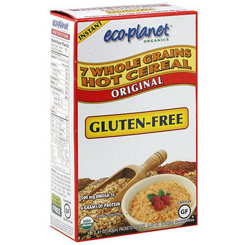 Eco Planet Eco-Planet Instant Original Hot Cereal, 1.41 oz, 6ct (Pack of 6)